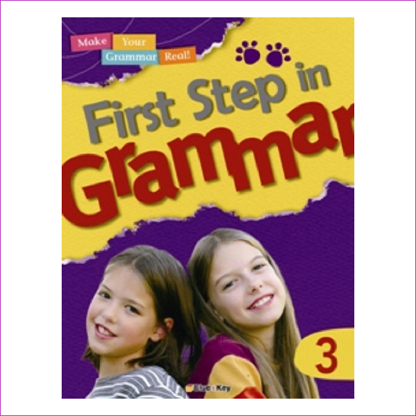 FIRST STEP IN GRAMMAR. 3
