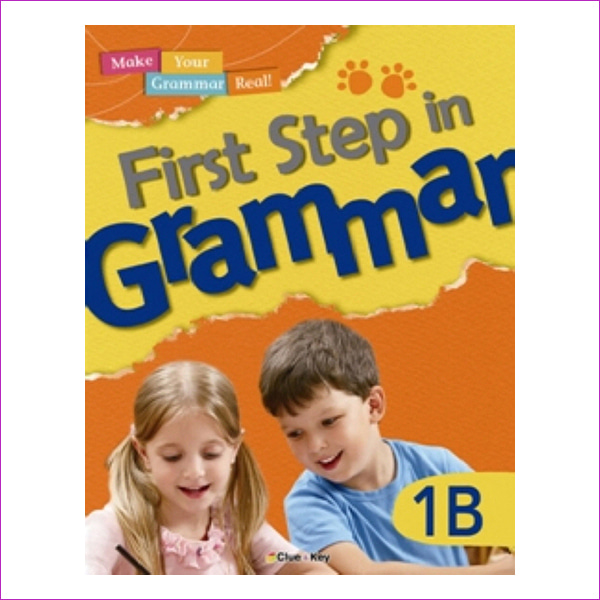 FIRST STEP IN GRAMMAR. 1B