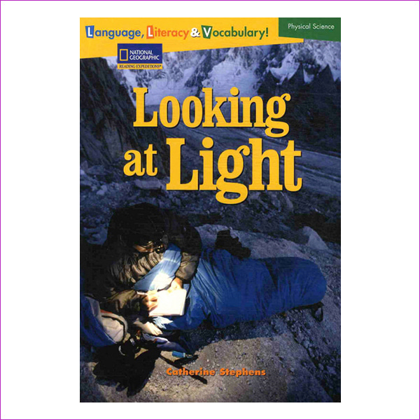 LOOKING AT LIGHT(NATIONAL GEOGRAPHIC REDING EXPEDITIONS)(SET)(CD1장포함)(전2권)