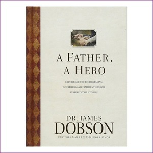 Father, a Hero: Experience the Rich Blessing of Fathers and Families through Inspirational Stories